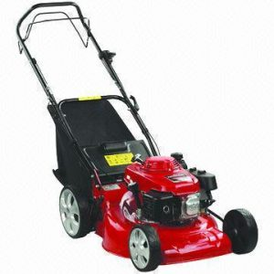 Lawn Mover Machine